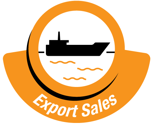 Export sales link to contact form