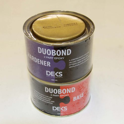 Deks Duobond 2-part epoxy compound 1L (1qt)