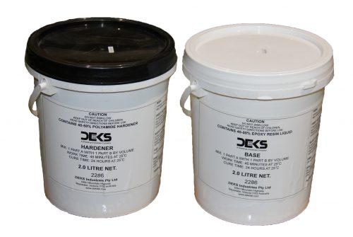 Deks 2-Part Epoxy (4L)
