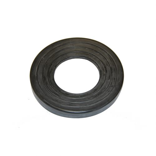 Pan rubber (100mm) to suit pvc pan collar