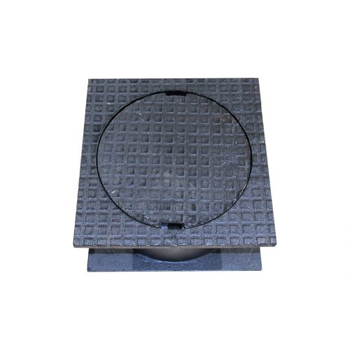 Inspection Cover 200 Heavy to Suit DN150 Pipe