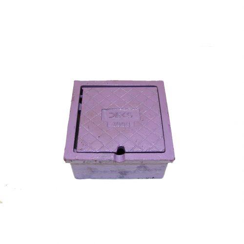 Fitzroy Box 150 x 150 - Lilac