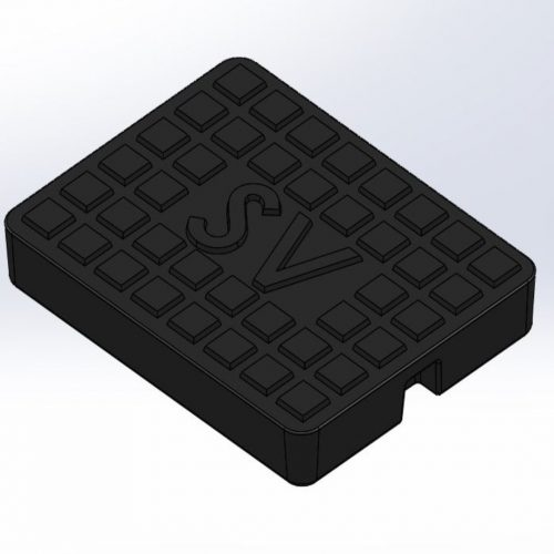 Lid for base 4070 - SV