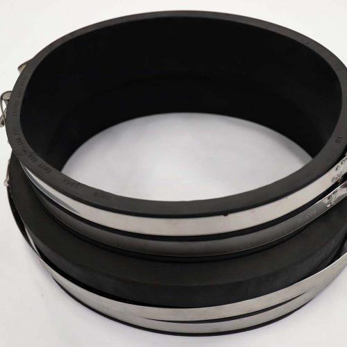 Deks Joiner 300 EW-PVC Dbl Clip EPDM