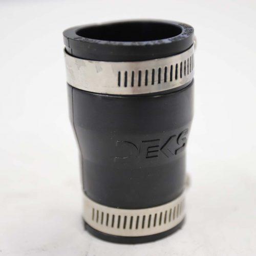 Deks Joiner 40-32 PVC Reducer Blk ePVC