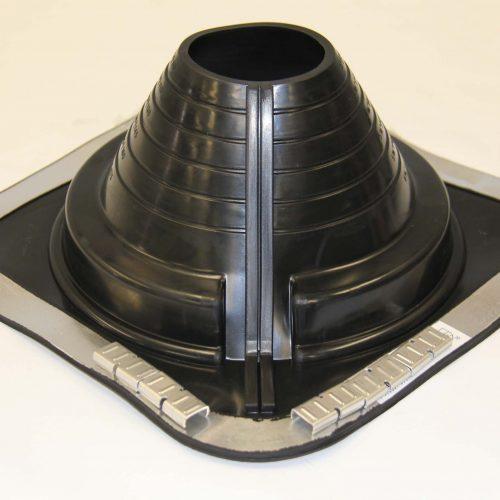 "Dektite Combo #5 Blk (108-190mm/4.25-7.5"") + clips"