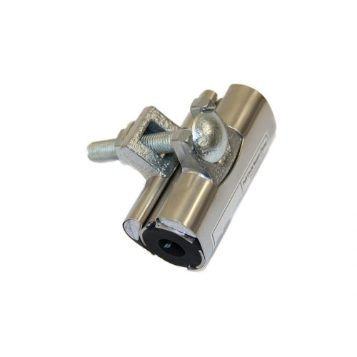 Deks Full Copper Clamp SS DN15 75mm