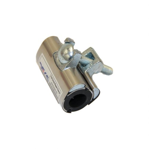 Deks Full Copper Clamp SS DN20 75mm