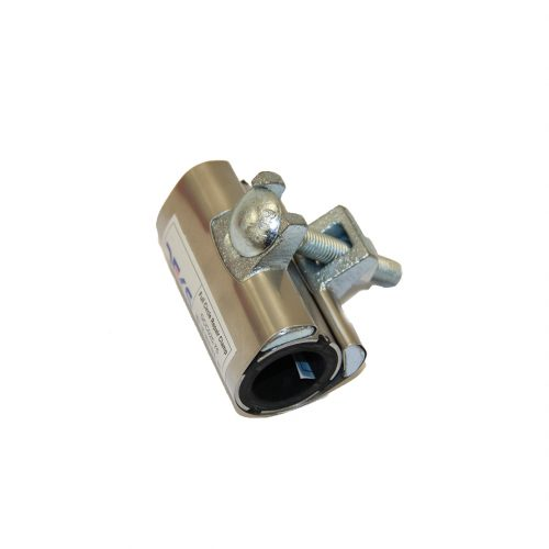Deks Full Copper Clamp SS DN25 75mm