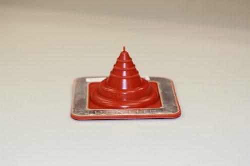 "Dektite Premium #0 Red Sil (0-35mm/0-1.5"")"