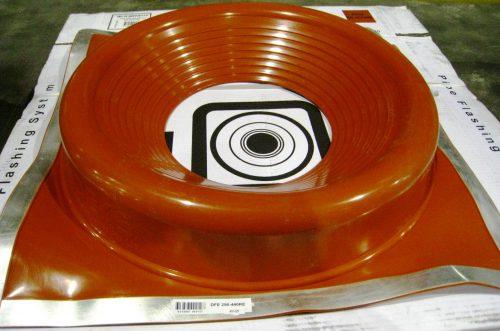 Dektite Premium #9 Red Sil (230-508mm/9-20'')