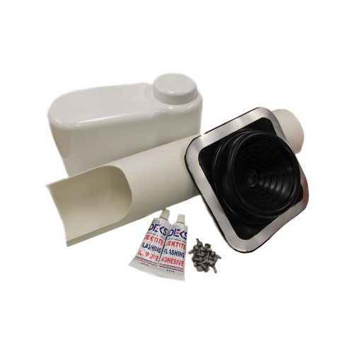 "Deks Top Hat Roof Kit 110mm (4.25"")"