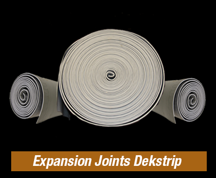 Dekstrip / Expansion Joint