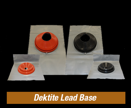Dektite Lead Base