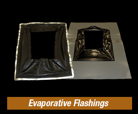 Evaporative Flashings
