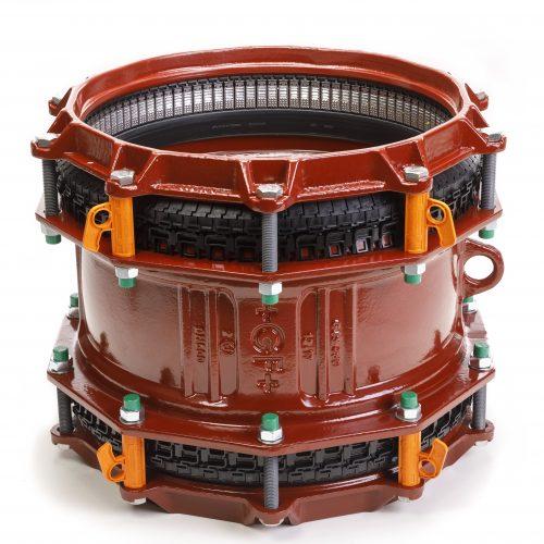 Waga MJ3007 Coupling DN400 392-433mm EPDM A4