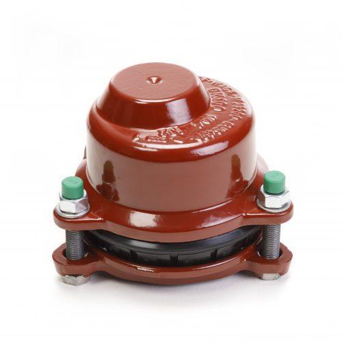 Waga MJ3207 Blind end-cap DN100 104-132mm EPDM A4