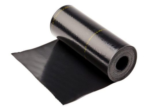 Flashing roll 4m x 400mm - Black