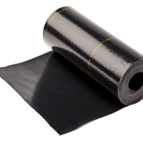 Flashing roll 4m x 450mm - Black