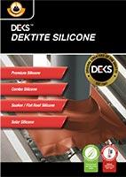 Dektite silicone brochure link